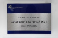 Safety Excellence Awards