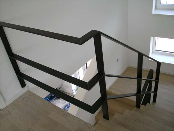 treppengel nder aus 12 x 60 mm zunderstahl in wolfsburg. Black Bedroom Furniture Sets. Home Design Ideas