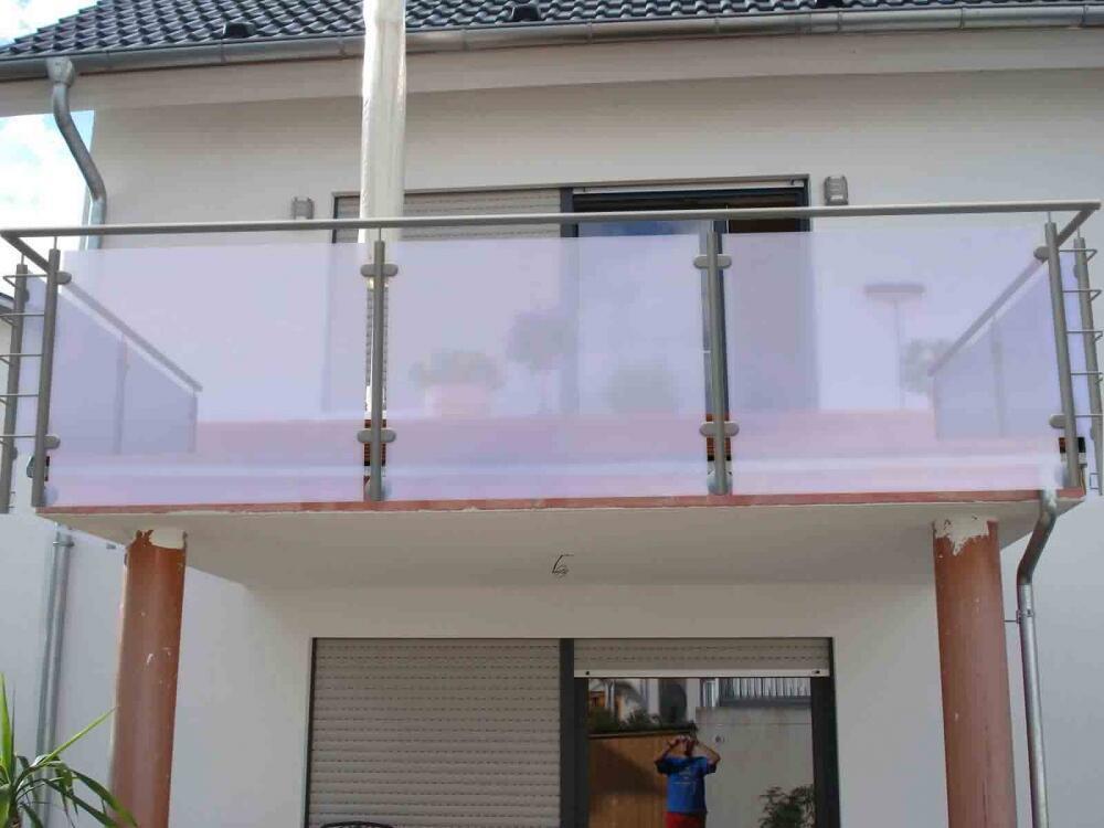 Balkongelander Mit Sichtschutz Und Windschutz