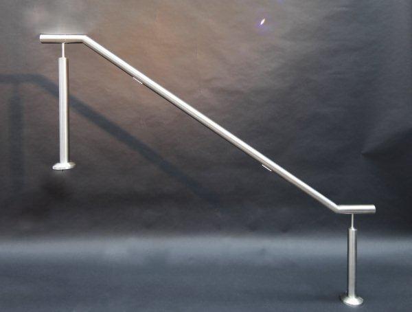 LED Geländer Edelstahlgeländer mit LED Beleuchtung
