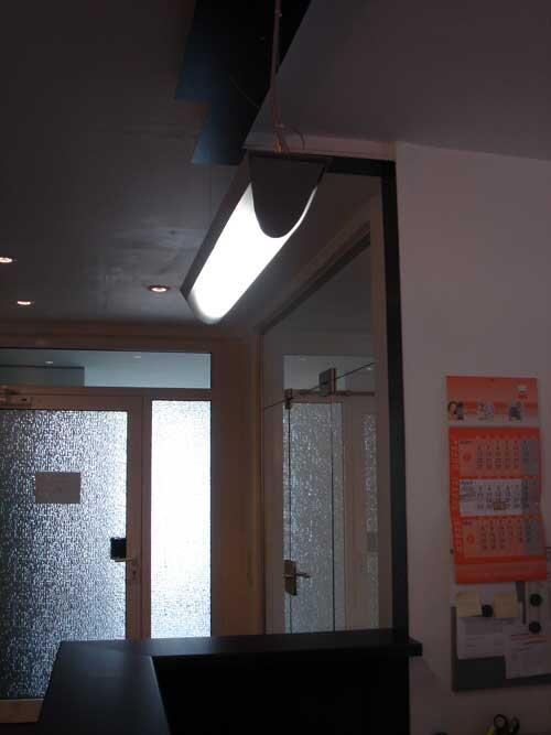 empfangstresen f r eine anwaltskanzlei in hildesheim. Black Bedroom Furniture Sets. Home Design Ideas