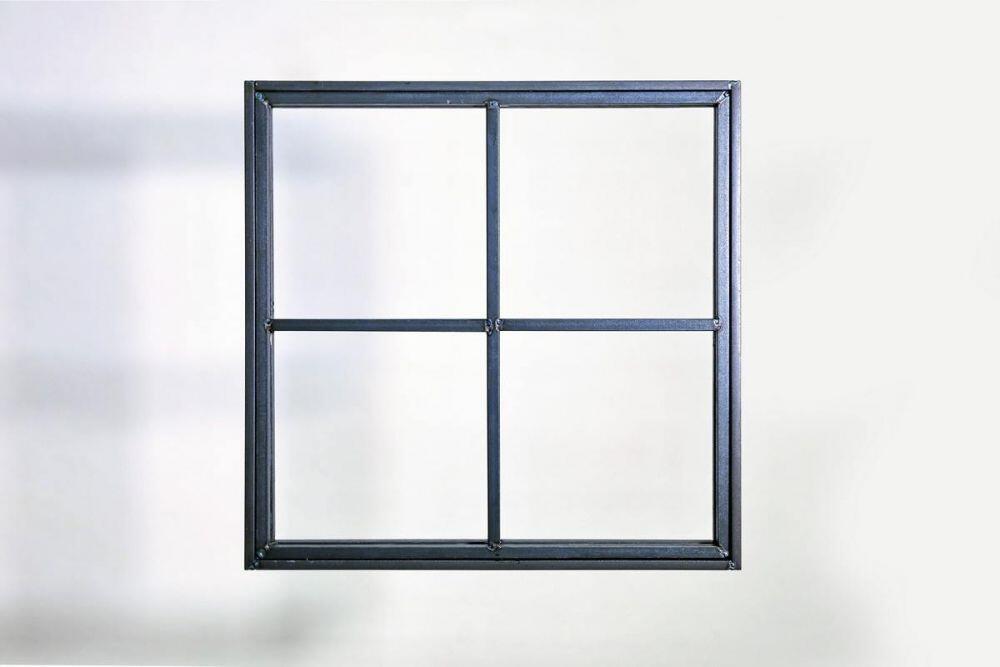 Fenster im loft style aus stahl und glas - Fenster style ...