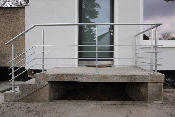 Treppen Hannover | Treppen Gelander Fur Das Karmelitinnenkloster In Hannover