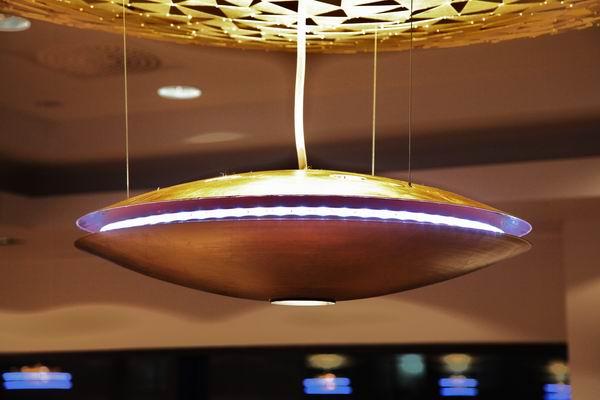 Fantastisch ... Kronleuchter Für Das Foyer Im Ramada Hotel In Berlin Am Alexanderplatz
