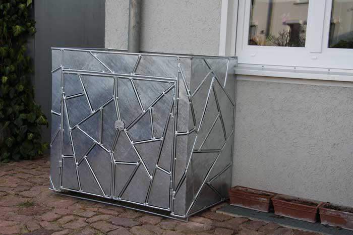 Mobiliar & Interieur Tischgestell Schmiedearbeit Verzinkt Verkaufspreis
