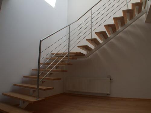 Hervorragend Treppengeländer und Brüstungsgeländer aus Edelstahl,... JQ47