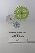 Der Engineering & Technology Award 2017 für Bayer