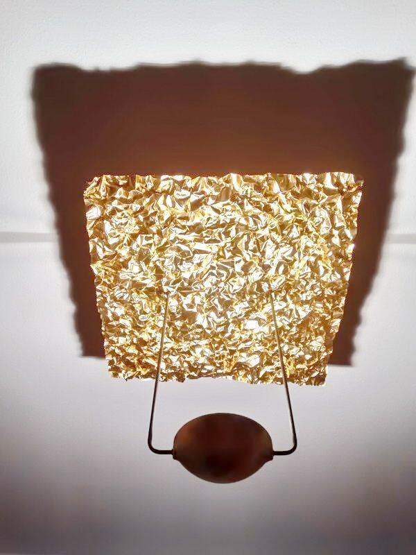vergoldeter kronleuchter mit 80 cm durchmesser. Black Bedroom Furniture Sets. Home Design Ideas