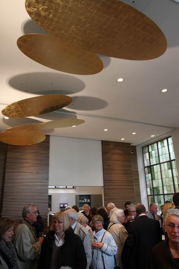 lichtplanung der auferstehungskirche in bad oeyenhausen. Black Bedroom Furniture Sets. Home Design Ideas