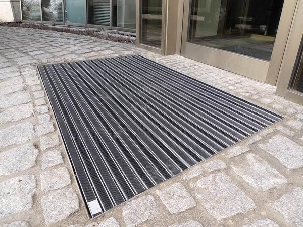 Schmutzfangmatten Außenbereich topcleantrend schmutzfangmatte aussenbereich