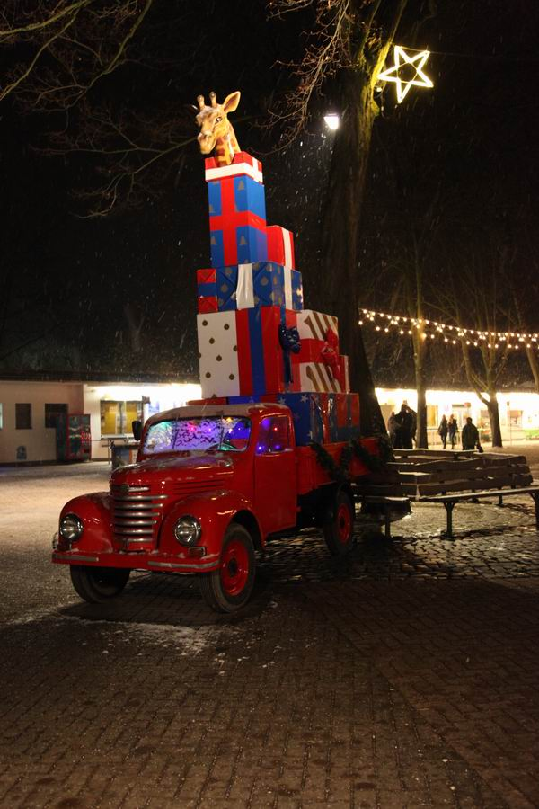 Weihnachts framo im winter zoo hannover for Pokale hannover