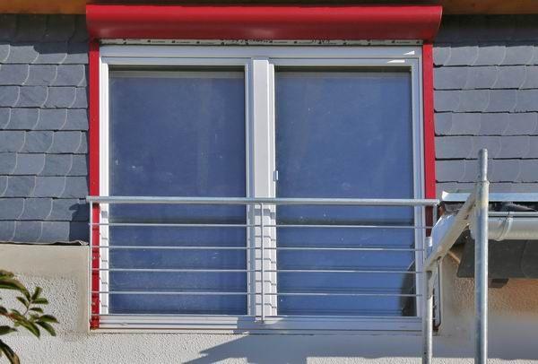 franz balkon als reling gel nder in feuerverzinktem stahl. Black Bedroom Furniture Sets. Home Design Ideas