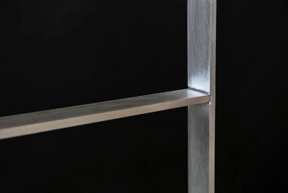 stilvoller franz sischer balkon aus edelstahl. Black Bedroom Furniture Sets. Home Design Ideas