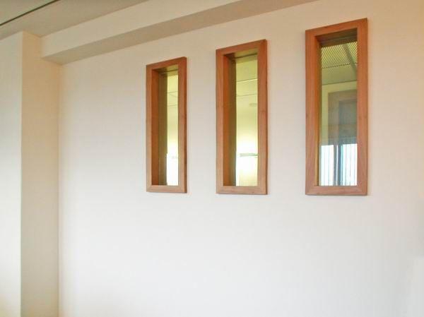 ... Fenster Und Tür Aus Platane, Füllung Aus Selbstverdunkeldem Glas