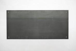 diese magnetpinnwand wird sichtbar an die wand geschraubt. Black Bedroom Furniture Sets. Home Design Ideas