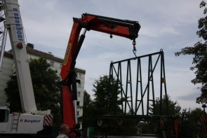 Glas Montage in Bad Harzburg