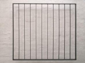 Franzosischer Balkon Aus Unbehandeltem Stahl