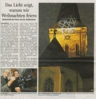 Artikel über die St. Katarinen Kirche in Osnabrück