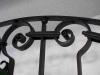 Schmiedeeisen vom Feinsten, Kleines Tor für das Gohliser Schloß in Leipzig