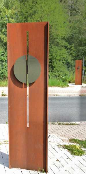 Der 10. Längengrad führt durch Bad Salzdetfurth