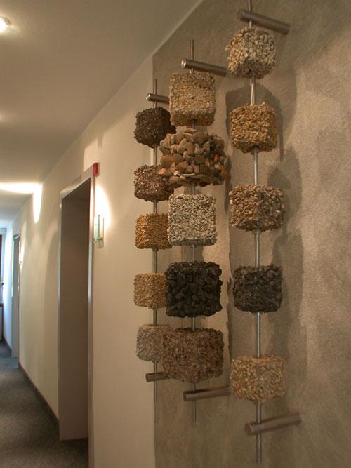93 ideen zur wandgestaltung mit holz,stein,tapete und mehr, Wohnideen design