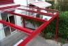 Verschiebbares Terrassendach - Glasschiebedach - Schiebedach