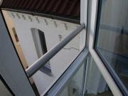 Edelstahl Absturzsicherung für Fenster