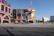 Alexa - Infostele am Potsdamer Platz in Berlin