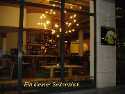 Sonderleuchte für das Restaurant Alfried in Essen