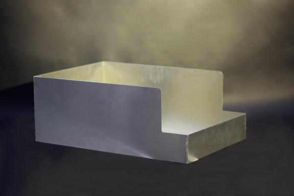 Box aus Aluminium