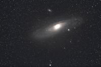 M31 Andromeda Galaxie am 19.9.2012