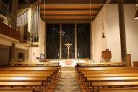 Beleuchtungsplanung für die Auferstehungskirche in Bad Oyenhausen