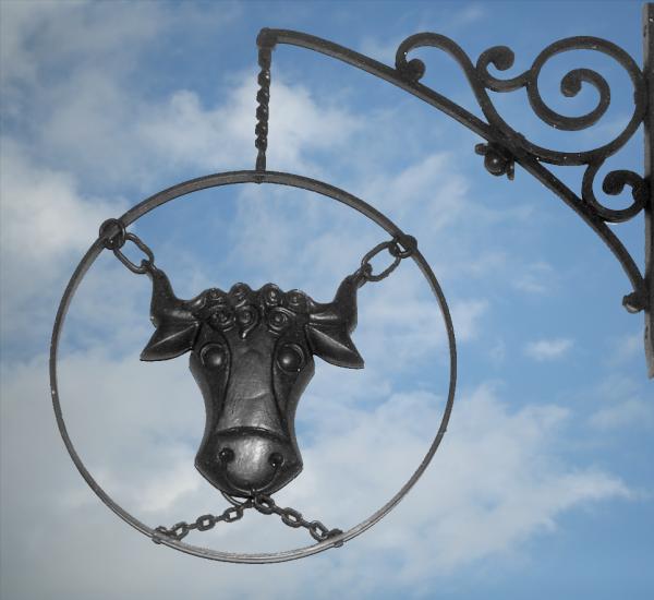 Ausleger für Fleischerei