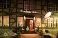 Lichtplanung und Leuchtenfertigung für das Brauhaus Goslar