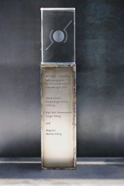 Am 29.6.13 wurde Central Award für das Jahr 2013 verliehen