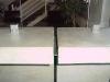 Empfangstresen mit Glastrennwand aus Beton und Glas für die Fa. Frischbeton in Hildesheim