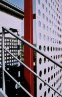 Treppengeländer - Stahl feuerverzinkt, Preis per lfm