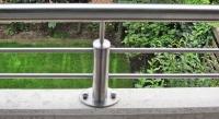 6 Meter lange Absturzsicherung aus Edelstahl, Preis per laufenden Meter