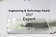 "Der ""Engineering & Technology  Award 2017"" für Bayer"