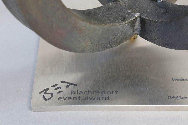Noch ein Bea Award - Der BlachReport Event Award für 2013