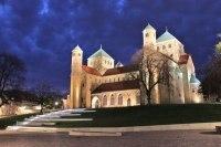 Das neue Beleuchtungskonzept für die Michaeliskirche in Hildesheim