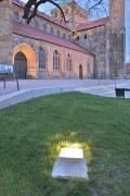 Bodeneinbaustrahler Michaeliskirche