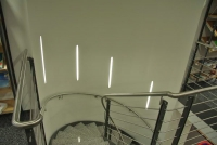 Treppenhausbeleuchtung für die Stadtinformation in Hildesheim