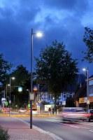 Beleuchtung der Poststraße in Winsen