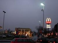 Spiegelwerfersysteme für den Parkplatz des Bero Centers in Oberhausen