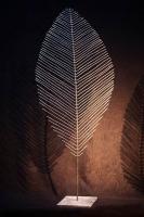 feingeripptes Blatt aus Stahl geschweißt