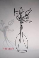 Stillleben - Vase mit Blumen