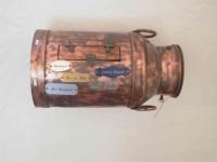 Ein Briefkasten für die Mullewapp Bewohner mit gravierten Namensschildern