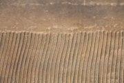 Bronzeschale, letzte Arbeit aus einer Serie von 10 Stück
