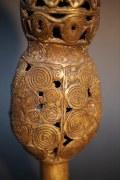 antikes Bronze Schmuckelement